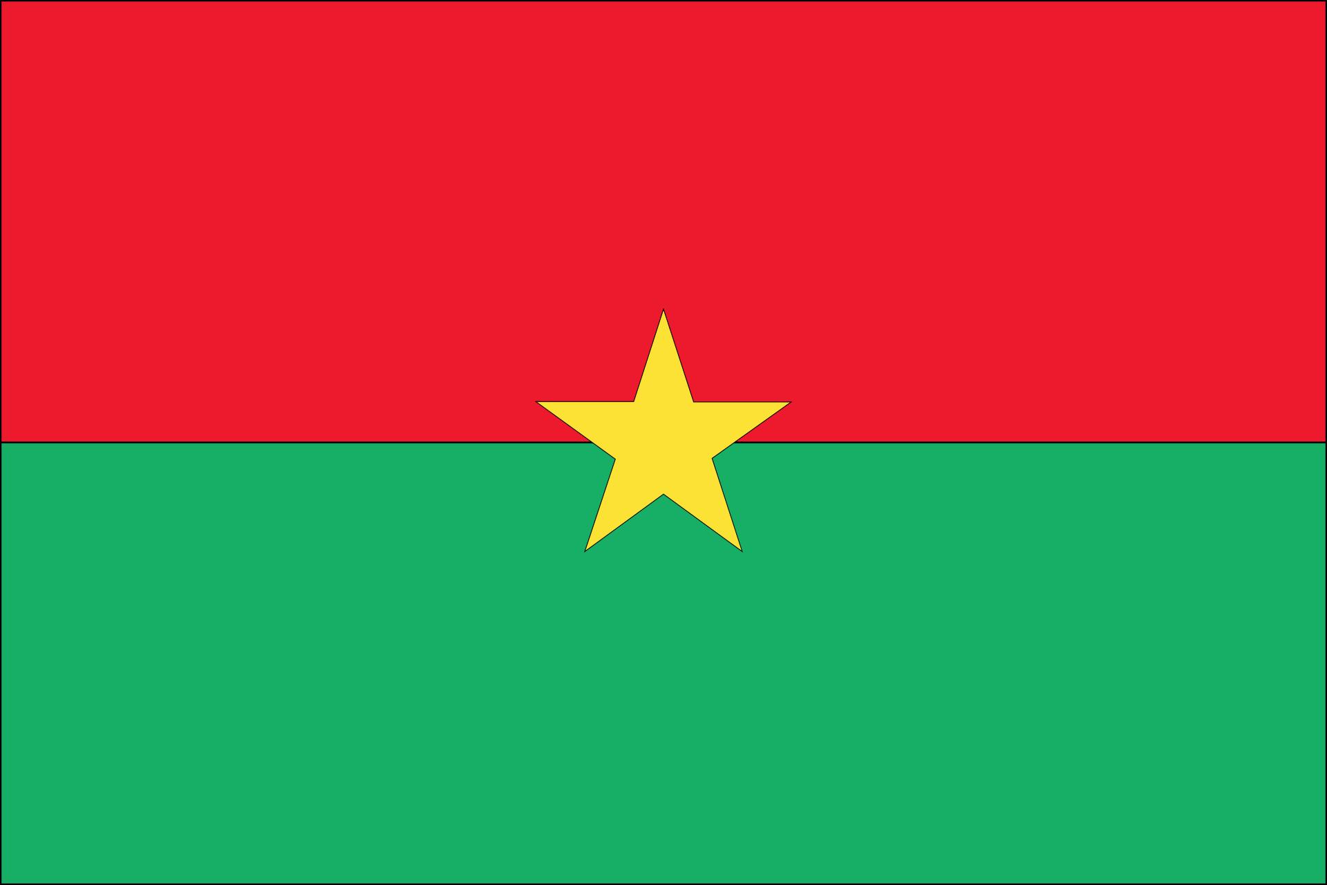 برکینا فاسو کے ایک جلسہ سالانہ کا آنکھوں دیکھا حال