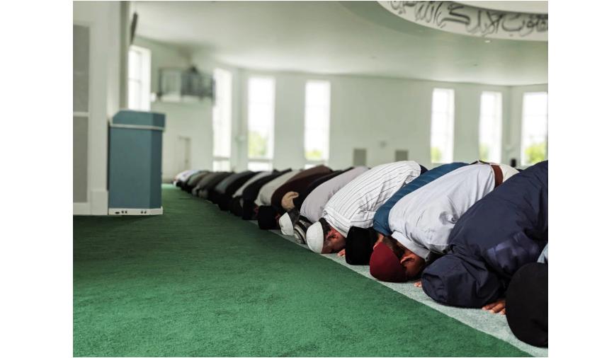 نماز باجماعت کا ستائیس گنا زیادہ ثواب