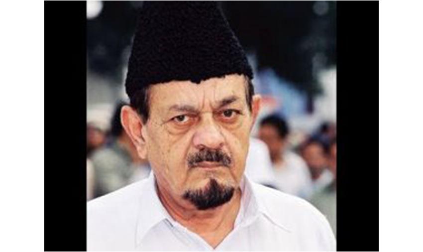 محترم صاحبزادہ مرزا غلام احمد صاحب