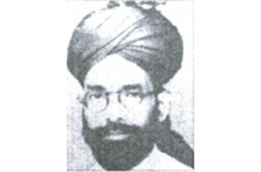 حضرت مولوی مبارک علی صاحب بی ۔اے بنگالی