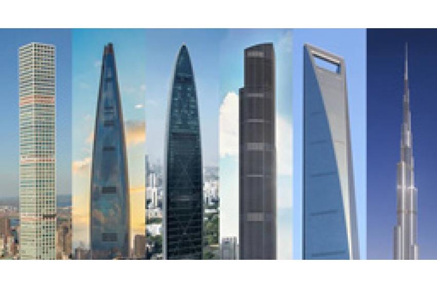فلک بوس عمارتیں