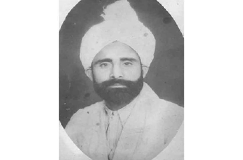 حضرت خان محمد یحیٰ خان صاحب رضی اللہ عنہ