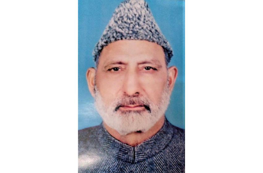 محترم منیر احمد فرخ، سابق امیر جماعت اِسلام آباد