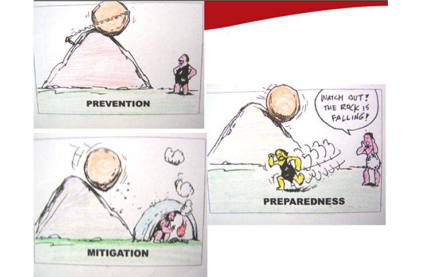 ڈیزاسٹر مینجمنٹ (Disaster Management)