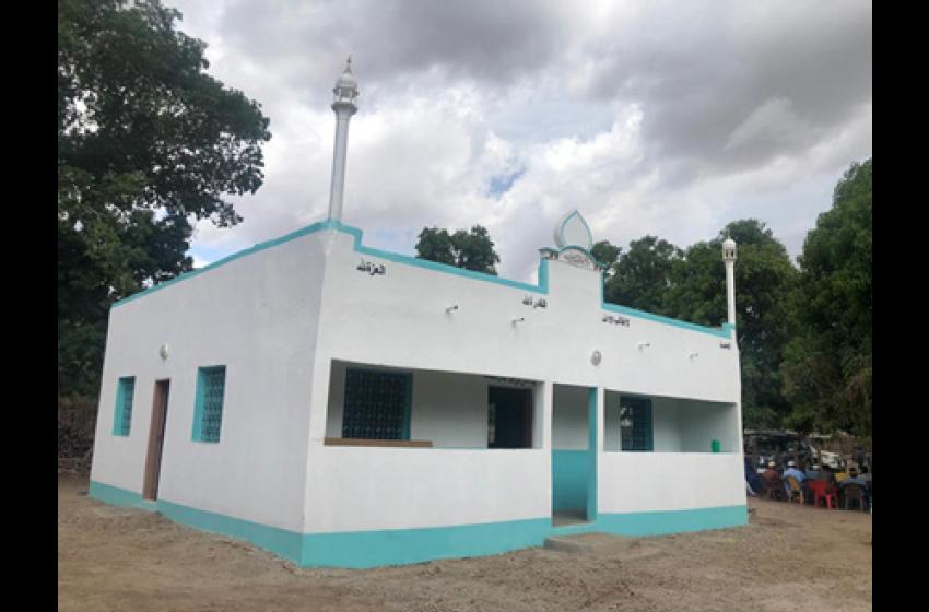 سینیگال ریجن زنگاشور Ziguinchor میں مسجد کا افتتاح