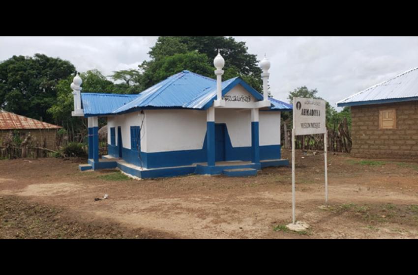 سیرالیون مکینی ریجن میں چار مساجد کا افتتاح اور ریجنل جلسہ