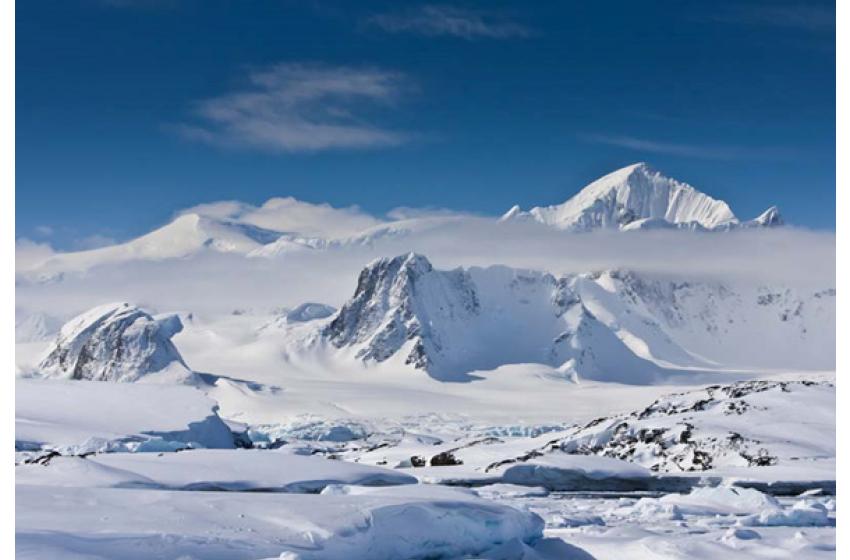 صحرائے انٹارکٹک Antarctic Desert