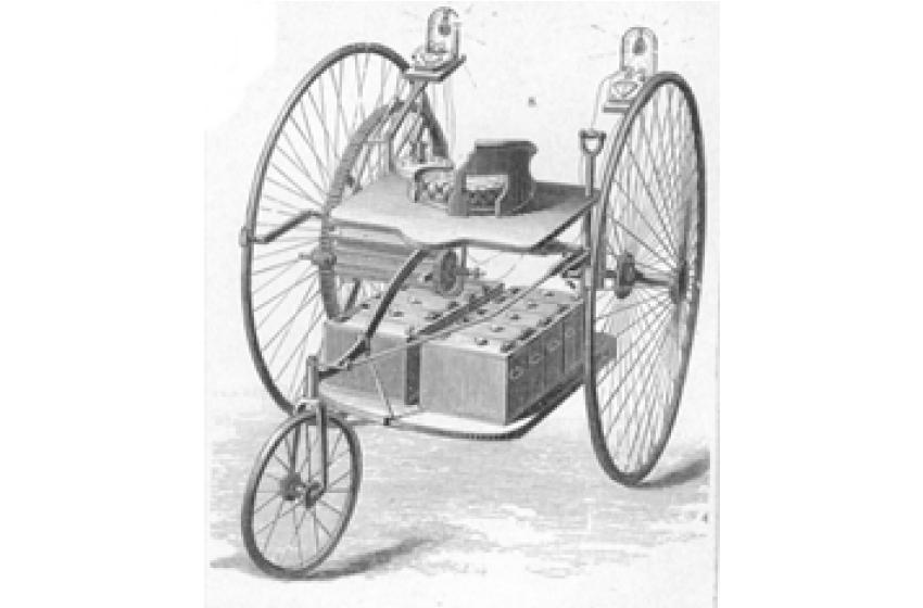 دنیا کی پہلی کار الیکٹرک تھی