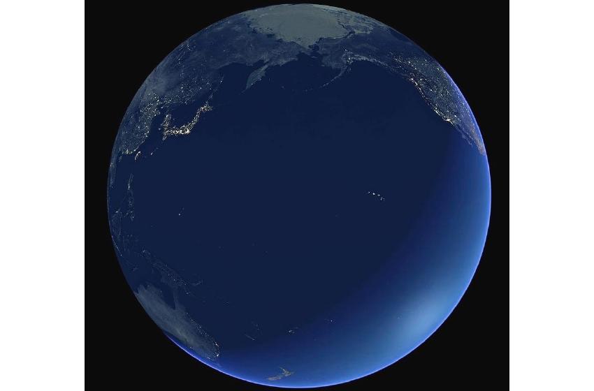 سمندر ہماری سوچ سے زیادہ گہرا اور وسیع ہے